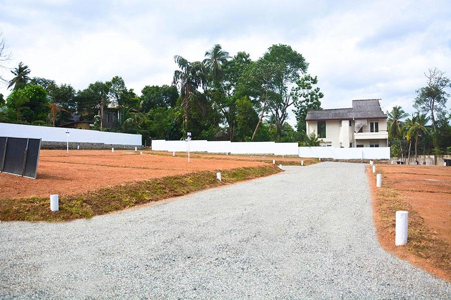 Park Properties - Minuwangoda Divulapitiya Land